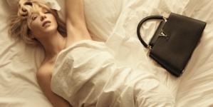 Louis Vuitton borse Capucines 2021: la campagna con protagonista Léa Seydoux