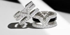 Louis Vuitton gioielli Pure V: la collezione emblema dell'alta gioielleria