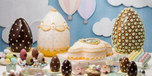 Marchesi 1824 Pasqua 2021: le pregiate Uova decorate e la tradizionale Colomba