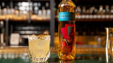 Margarita on The Rocks Tequila Curado: il cocktail per la stagione dei fiori