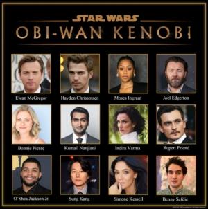Obi-Wan Kenobi serie tv: al via le riprese con Ewan McGregor e Hayden Christensen
