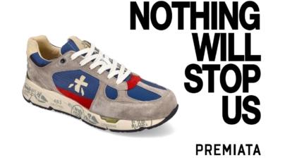 Premiata sneakers campagna 2021: creatività anni '80 per il Manifesto della Ripartenza