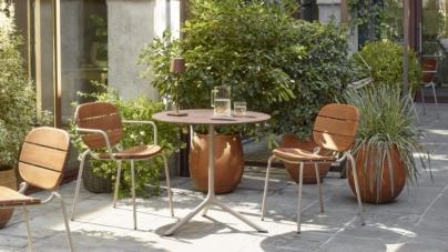 Scab Design catalogo outdoor 2021: sedie, tavolini e lounge per momenti di vita all'aria aperta