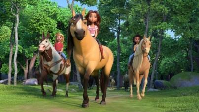 Spirit il Ribelle: il nuovo film d'animazione, il trailer e le prime immagini