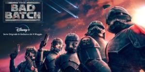 Star Wars The Bad Batch: la nuova serie animata su Disney+, il trailer ufficiale