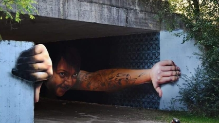 Street Art Milano 2021: Pongo 3D e Cheone, i muri e le opere d'arte