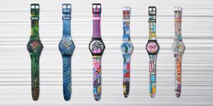 Swatch X MoMA: gli orologi in edizione speciale dedicati agli appassionati d'arte