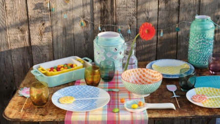 Tognana tavola di Pasqua 2021: una mise en place caratterizzata da colori vividi e allegria!