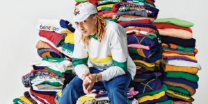 United Colors of Benetton Ghali: il nuovo brand ambassador e la nuova capsule collection