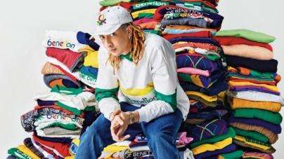 United Colors of Benetton Ghali: il nuovo brand ambassador e la nuova capsule collection