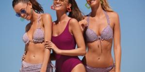 Verdissima costumi estate 2021: tinte vivaci e fantasie d'impatto per la collezione mare