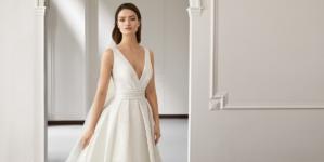Atelier Emé abiti da sposa 2022: eleganti e dall'anima raffinata, un mix di classicità ed innovazione