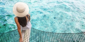 Baglioni Hotels & Resorts Borsalino: l'iconico cappello in limited edition per il Resort delle Maldive