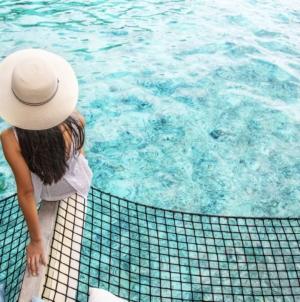 Baglioni Hotels & Resorts Borsalino: l'iconico cappello in limited edition per il Resort delle Maldive