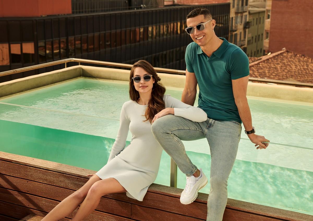 CR7 Italia Independent occhiali da sole 2021