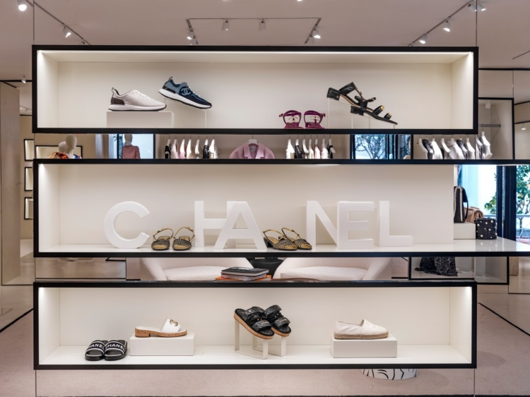 Chanel Boutique Capri 2021