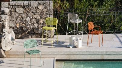 Connubia catalogo outdoor 2021: la collezione di mobili pensati per essere usati ogni giorno all'esterno
