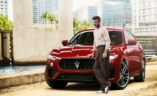 David Beckham Maserati: il nuovo global ambassador, il video