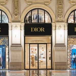 Dior Milano Galleria Vittorio Emanuele II: la nuova boutique della Maison