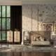 Etro Home Interiors novità 2021: i nuovi arredi della zona office e dell'area notte