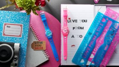 Festa della Mamma 2021 Swatch: i nuovi orologi Love with all the alphabet e Love from A to Z