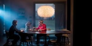 Foscarini lampada a sospensione Nuée: una nuvola di luce dalla forte valenza scenica