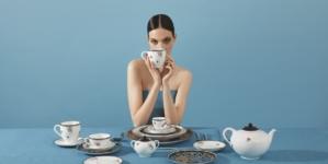 Ginori 1735 Arcadia 2021: la nuova collezione di piatti firmata dal fashion designer Orazio Stasi