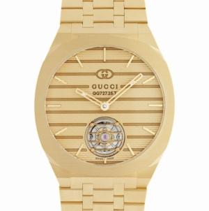Gucci Alta Orologeria 2021: il nuovo GUCCI 25H e gli orologi GTimeless e Grip