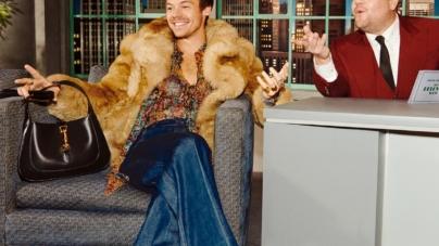 Gucci Beloved campagna 2021: il talk show con Harry Styles, Sienna Miller, Serena Williams e Dakota Johnson