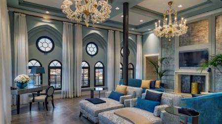 Hilton Molino Stucky Venezia: la nuova e lussuosa Molino Presidential Suite