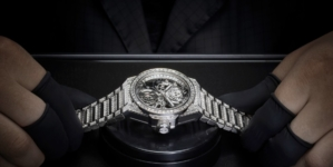 Hublot Big Bang Integral Tourbillon High Jewellery: la purezza dei diamanti