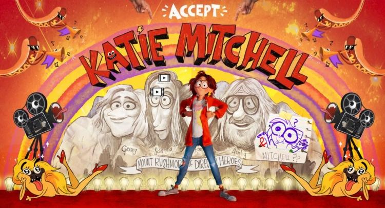 I Mitchell contro le macchine Netflix