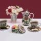 La DoubleJ Ladurée: la nuova collezione tableware che celebra il femminino sacro