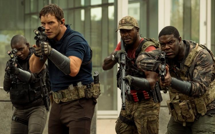 La Guerra di domani film Amazon Prime Video