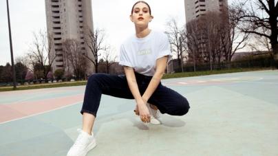 Levi's jeans campagna 2021: Gaia indossa la nuova linea denim per la Generazione Z