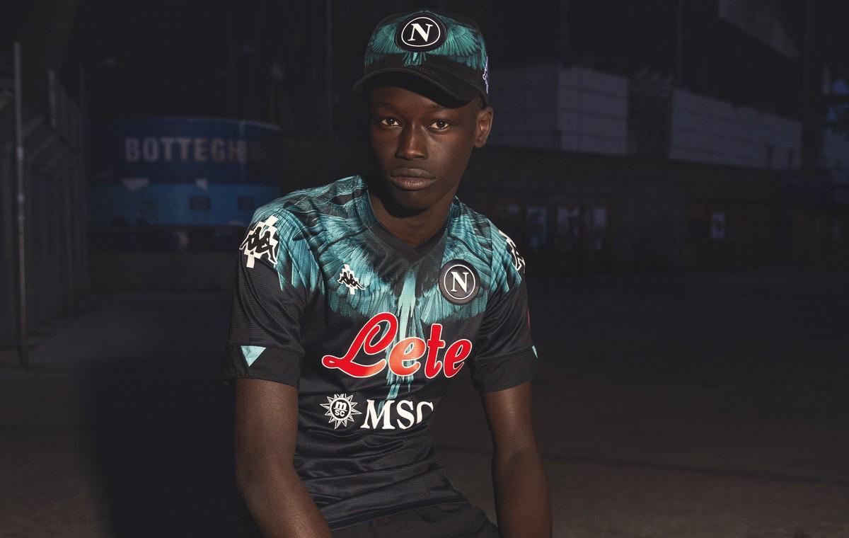 Marcelo Burlon County of Milan x SSC Napoli