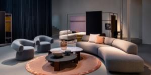 Milano Design City 2021 Moroso: le Stanze e la nuova collezione di tappeti