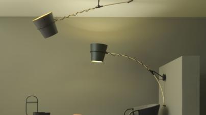Milano Design City 2021 Zava: le lampade Flamenco e Nefertari