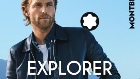 Montblanc Explorer Ultra Blue profumo: la nuova fragranza maschile celebra lo spirito d'avventura