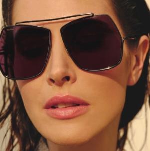 Occhiali da sole Max Mara 2021: la campagna LOOK!, il video e le immagini