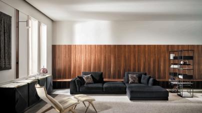 Opera Contemporary novità 2021: Aurora, la lounge chair formata da Draga & Aurel