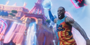 Space Jam New Legends 2021: il film evento di animazione e live-action con LeBron James