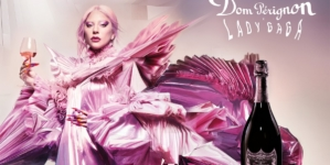 The Queendom Lady Gaga Dom Pérignon: la campagna e la scultura in limited edition