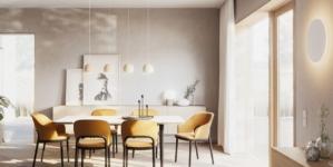 Thonet nuova sedia imbottita 2021: la 520 di Marco Dessí è sinonimo di confort ed eleganza