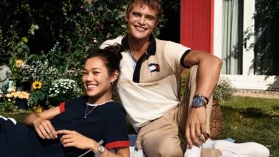 Tommy Hilfiger orologi primavera estate 2021: sportivo sì, ma con un tocco chic!