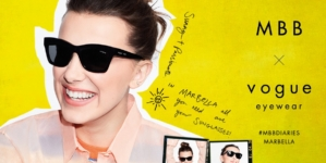 Vogue Eyewear Millie Bobby Brown 2021: la nuova campagna #MBBDiaries