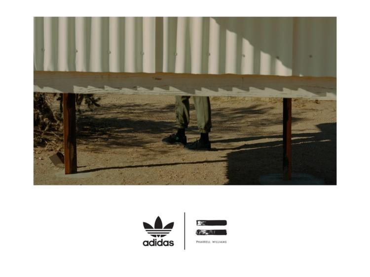 adidas Originals Pharrell Williams Premium Basics