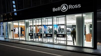 Bell and Ross boutique Tokyo: il nuovo store a Ginza ispirato al mondo dell'aviazione