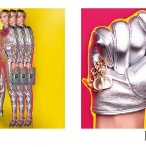 Dior Donna campagna Autunno 2021: energia pop e tonalità sgargianti