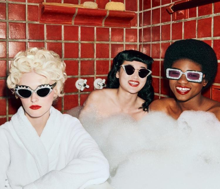 Gucci occhiali da sole Hollywood Forever 2021